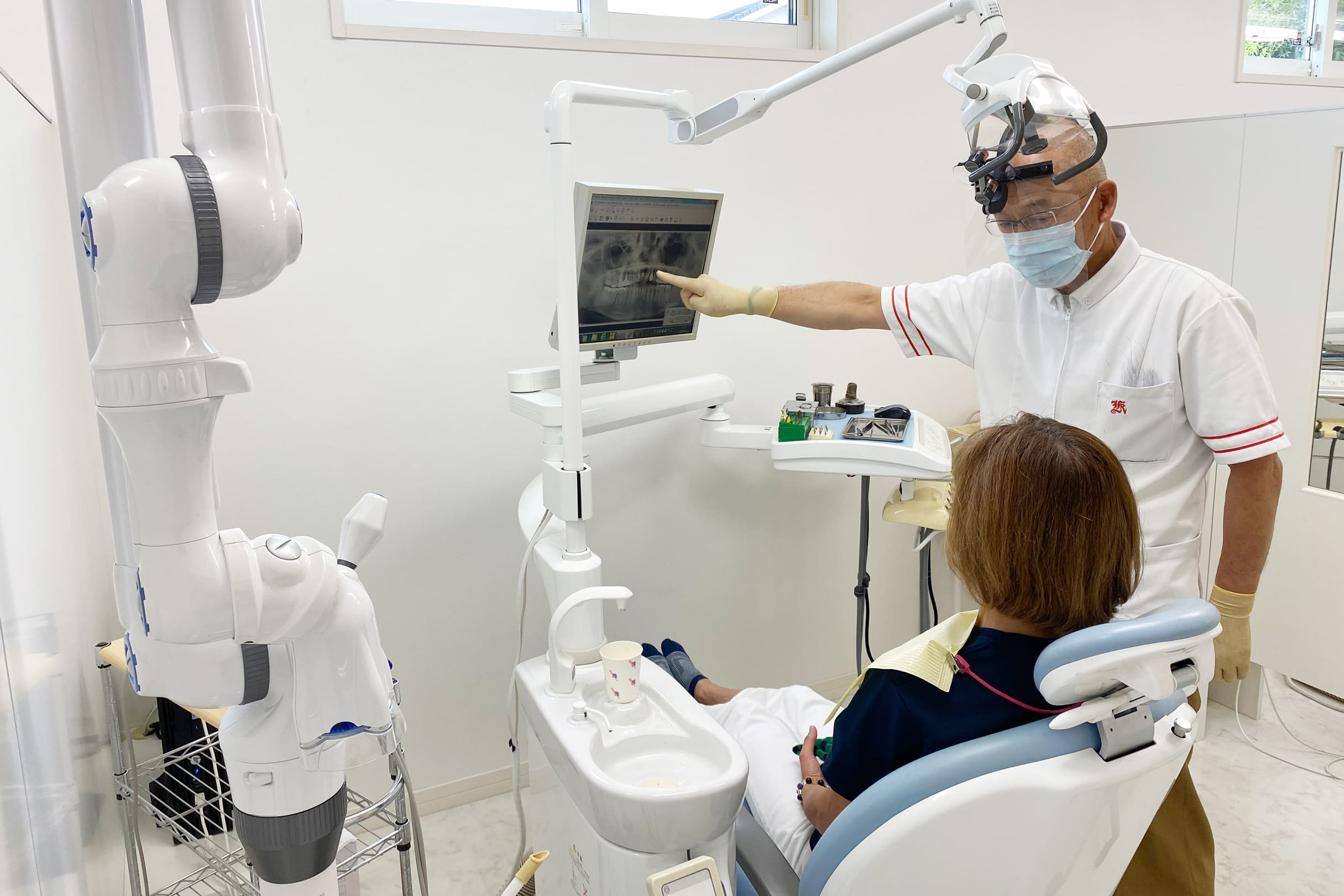 京都市左京区岩倉の歯医者「金田歯科医院」木野駅徒歩5分です。