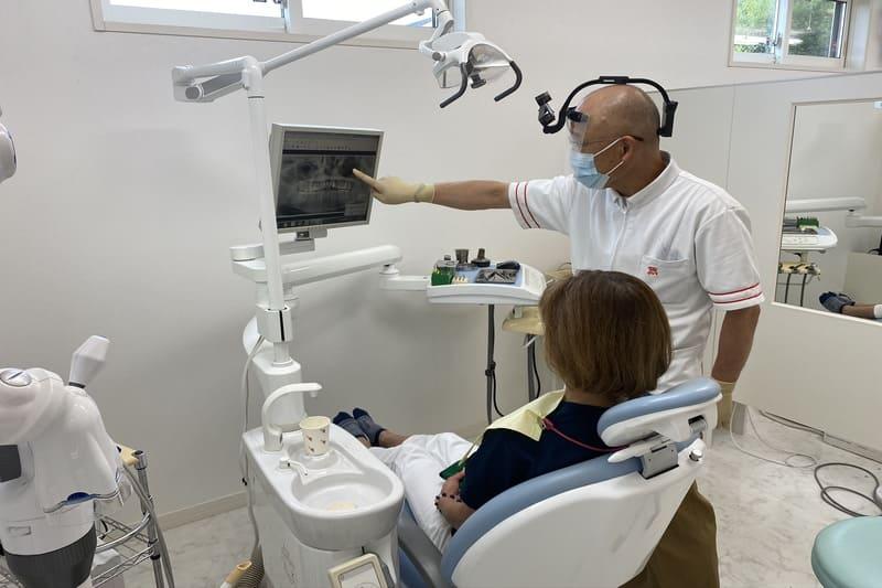京都府左京区 金田歯科医院 患者様1人ひとりに、経験と実績に基づいた最適な治療プランを提案