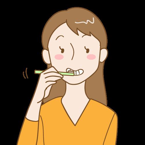 インプラント手術後の注意点(食事/歯磨きについて)